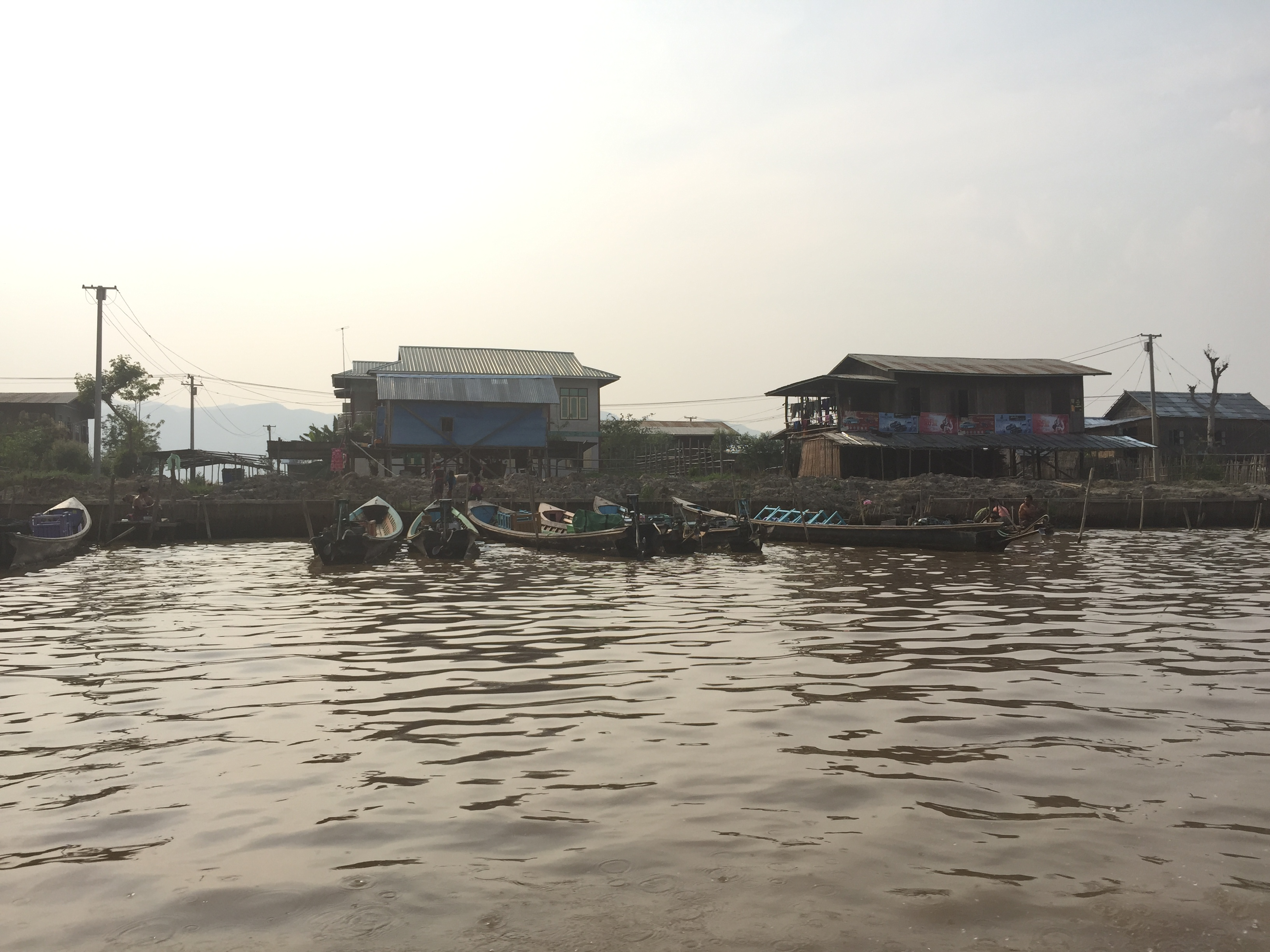 Inle Lake, Birmanie